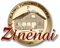 "Homestead ""Zinenai"" in Radviliskis region between the cities Siauliai and Panevezys"