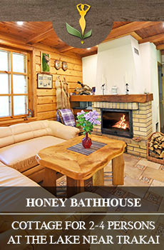 Honey bathhouse