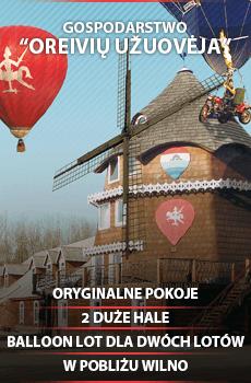 Turystyka wiejska na Litwie