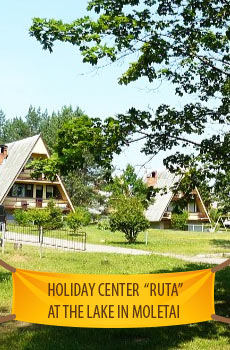 Holiday center in Lithuania