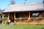 Countryside Homestead in Alytus region by the Dusia Lake BURLINGE - 1