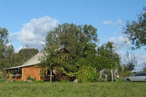 Countryside Homestead in Alytus region by the Dusia Lake BURLINGE - 7