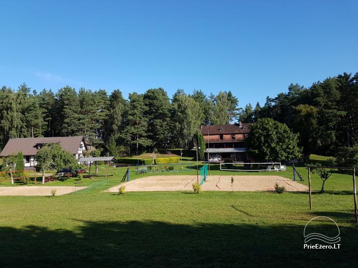 Homestead in Lazdijai region at the lake Trikojis Bertašiūnų Vienkiemis - 1