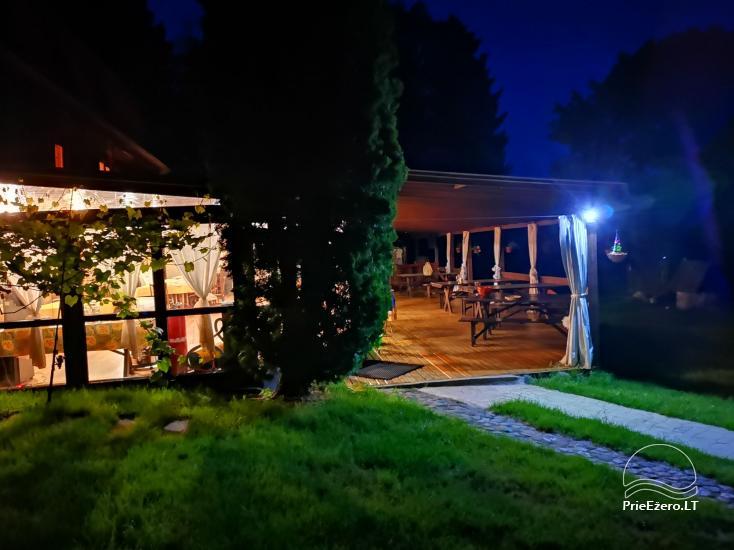 Усадьба в Лаздийском районе Недалеко от Друскининкай Bertašiūnų Vienkiemis - 7