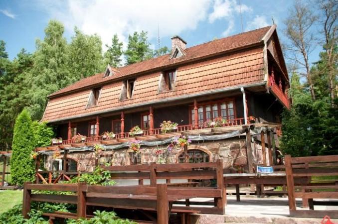Homestead in Lazdijai region at the lake Trikojis Bertašiūnų Vienkiemis - 3