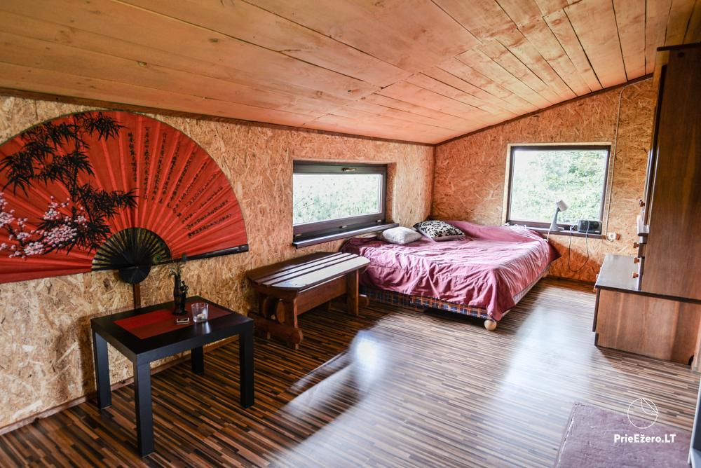 Relaxation in a homestead with sauna in Varena region, in Lithuania - 3