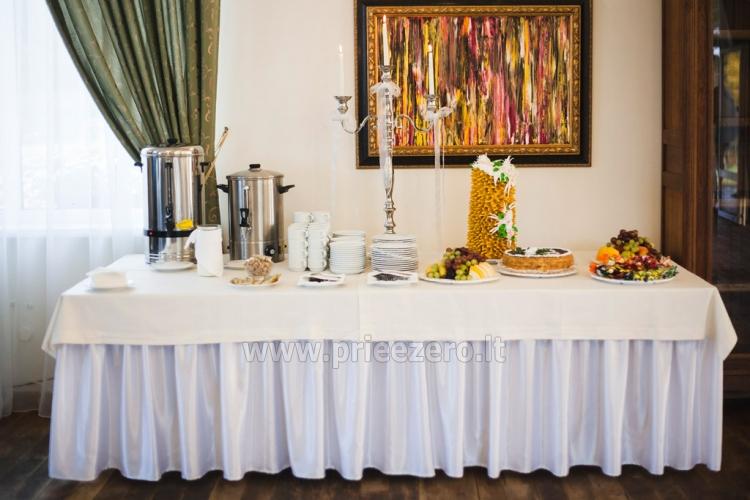 MEMELIO DVARAS в Клайпедсом районе - банкетный зал, сауна, апартаменты - для Вашего торжества! - 10
