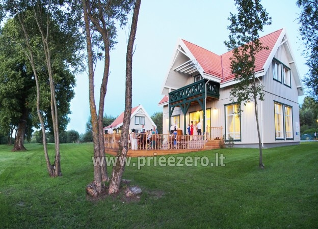 MEMELIO DVARAS - Manor in Klaipeda district - ballroom, sauna, apartments - for your celebrations! - 12