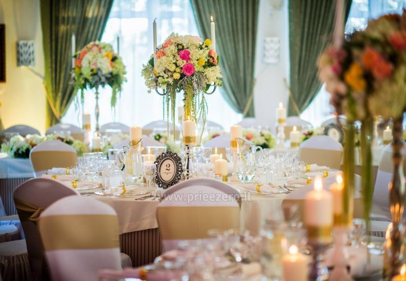 MEMELIO DVARAS - Manor in Klaipeda district - ballroom, sauna, apartments - for your celebrations! - 17