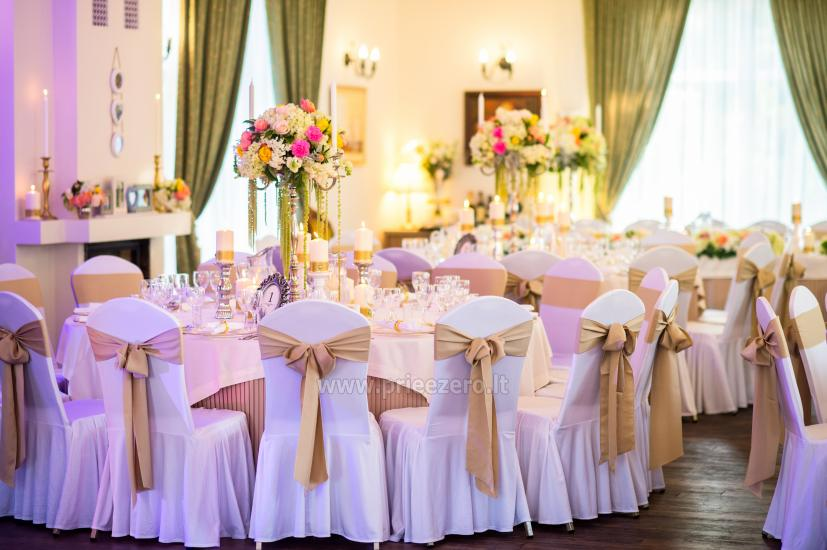 MEMELIO DVARAS - Manor in Klaipeda district - ballroom, sauna, apartments - for your celebrations! - 23