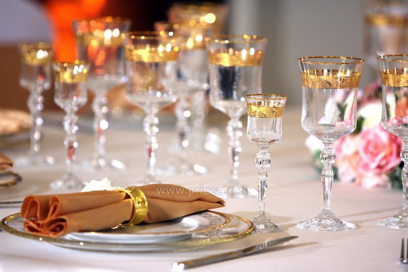 MEMELIO DVARAS - Manor in Klaipeda district - ballroom, sauna, apartments - for your celebrations! - 25