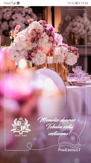 MEMELIO DVARAS - Manor in Klaipeda district - ballroom, sauna, apartments - for your celebrations! - 32