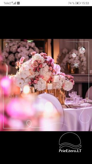 MEMELIO DVARAS - Manor in Klaipeda district - ballroom, sauna, apartments - for your celebrations! - 33
