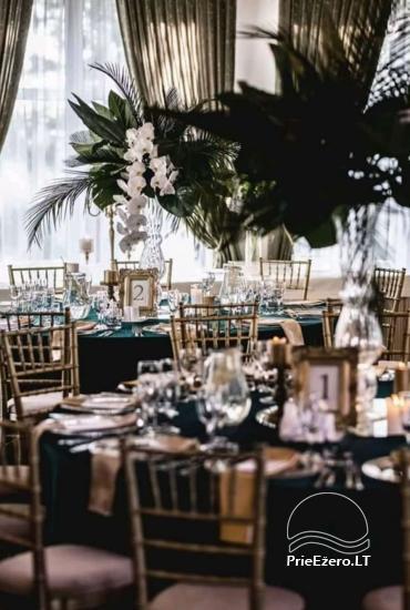 MEMELIO DVARAS - Manor in Klaipeda district - ballroom, sauna, apartments - for your celebrations! - 34