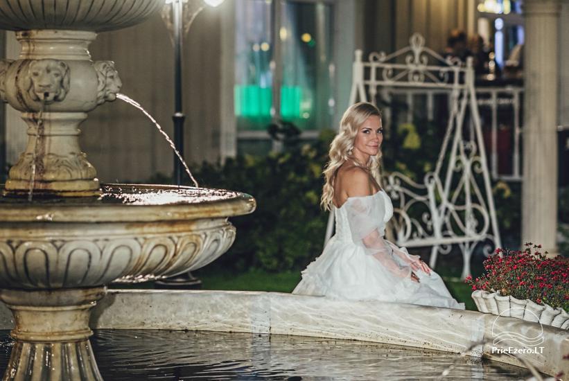 MEMELIO DVARAS - Manor in Klaipeda district - ballroom, sauna, apartments - for your celebrations! - 40