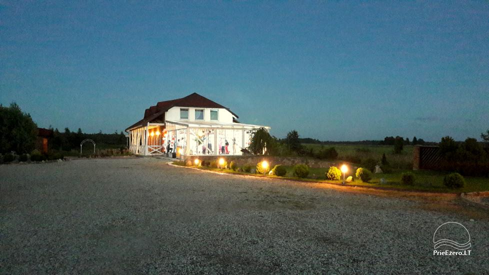 Homestead for holiday and feasts in Klaipeda district Klotilda - 1