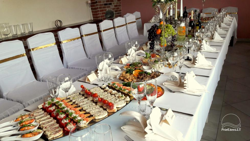Homestead for holiday and feasts in Klaipeda district Klotilda - 25