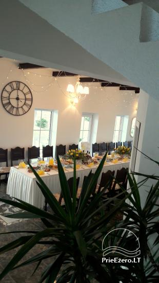 Homestead for holiday and feasts in Klaipeda district Klotilda - 22