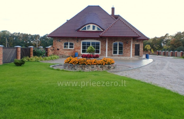Homestead for holiday and feasts in Klaipeda district Klotilda - 3