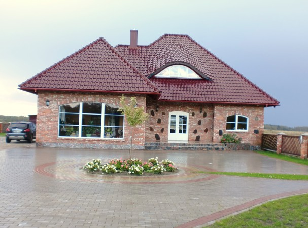 Homestead for holiday and feasts in Klaipeda district Klotilda - 4