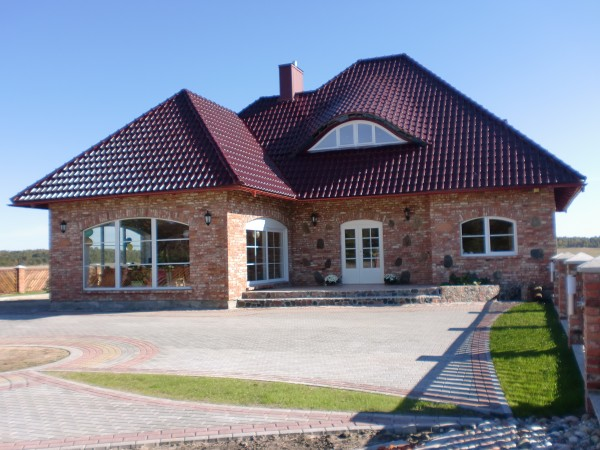Homestead for holiday and feasts in Klaipeda district Klotilda - 5
