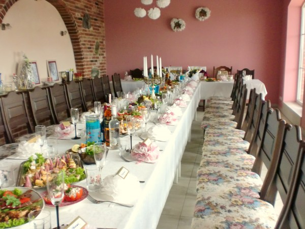 Homestead for holiday and feasts in Klaipeda district Klotilda - 24