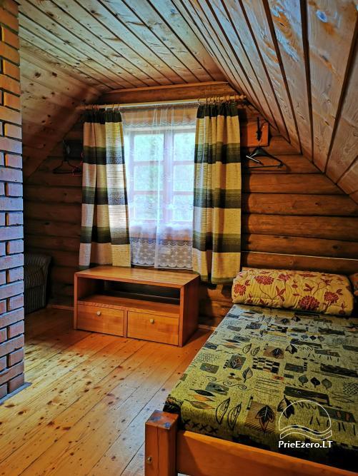 Landhaus Trikojis und Badehaus am See Trikojis - 13
