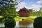 "Lithuania, countryside tourism, villa ""Prie Vievio"""