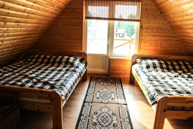 Erholung in Litauen - Landhaus am See in Trakai Bezirk Vilkokšnio krantas - 20