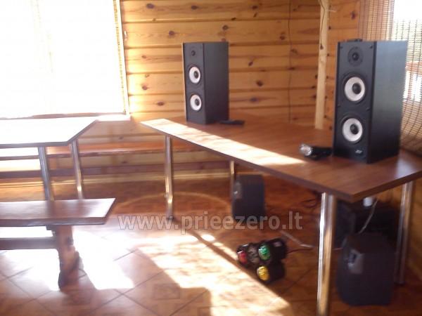 Erholung in Litauen - Landhaus am See in Trakai Bezirk Vilkokšnio krantas - 15