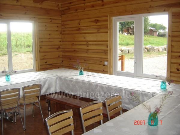 Erholung in Litauen - Landhaus am See in Trakai Bezirk Vilkokšnio krantas - 17