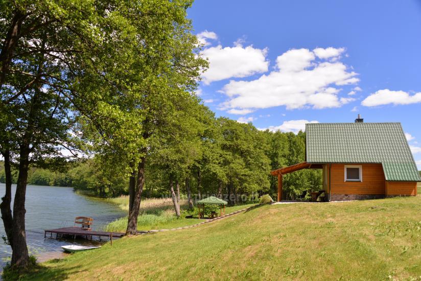 Erholung in Litauen - Landhaus am See in Trakai Bezirk Vilkokšnio krantas - 33