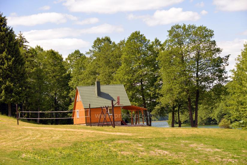 Erholung in Litauen - Landhaus am See in Trakai Bezirk Vilkokšnio krantas - 34