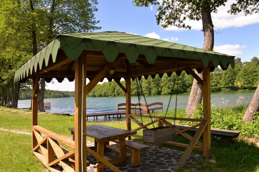 Erholung in Litauen - Landhaus am See in Trakai Bezirk Vilkokšnio krantas - 36