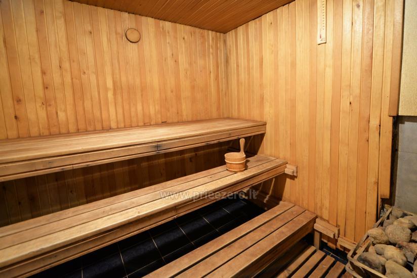 Erholung in Litauen - Landhaus am See in Trakai Bezirk Vilkokšnio krantas - 39