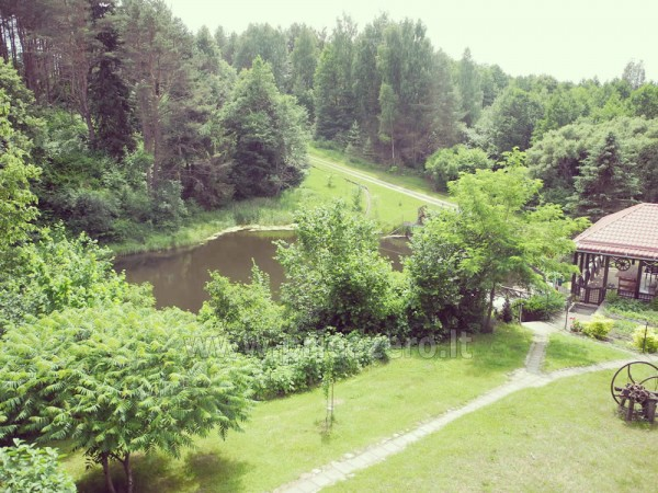 Homestead Namelis in Trakai district at the lake Vilkoksniai - 14