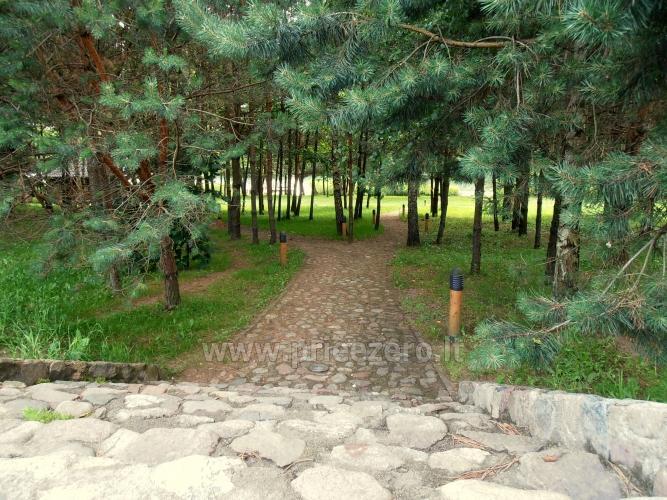 Nikronio homestead at the lake in Trakai district - 13