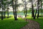 Landhaus am See in trakai Bezirk, Litauen - 4