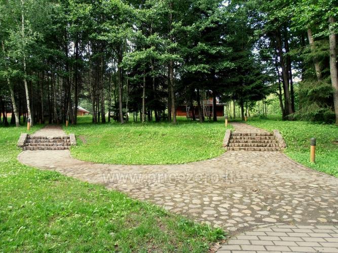 Nikronio homestead at the lake in Trakai district - 44