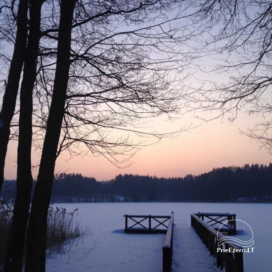 Nikronio homestead at the lake in Trakai district - 24