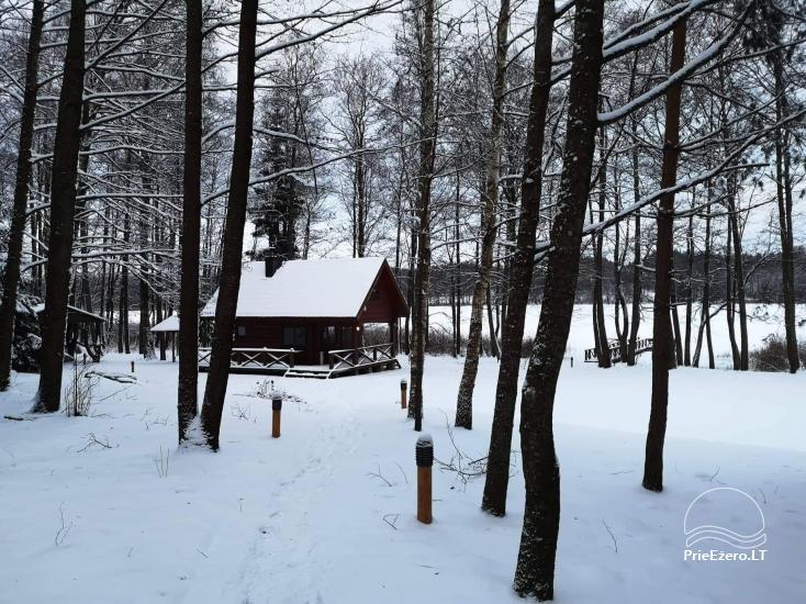Nikronio homestead at the lake in Trakai district - 23