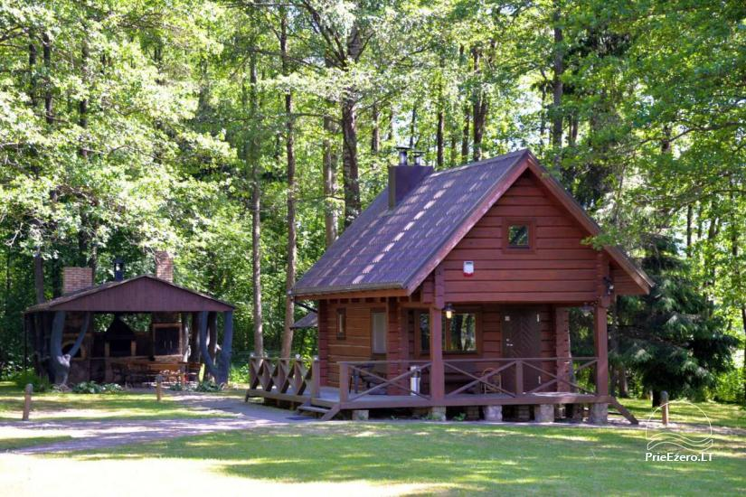 Landhaus am See in trakai Bezirk, Litauen - 3