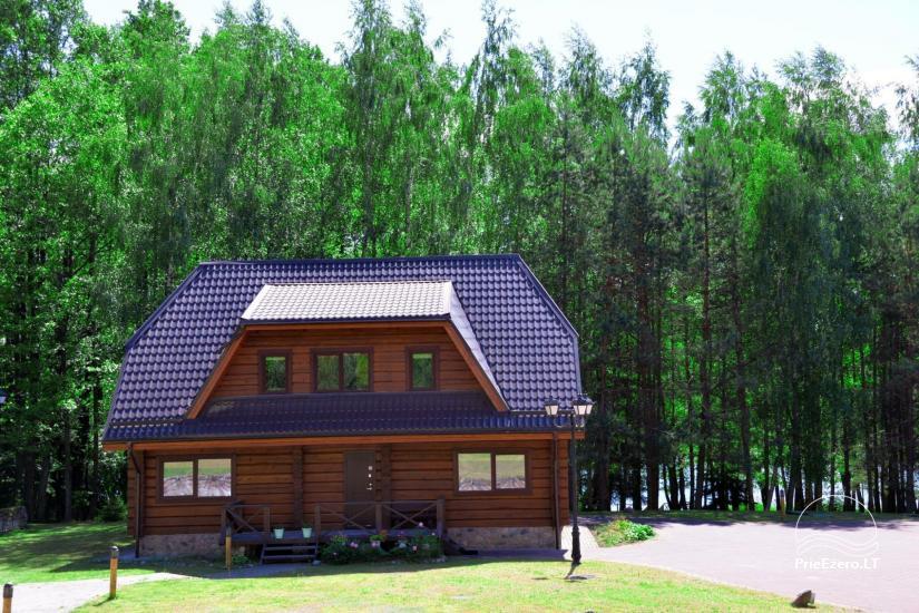 Gospodarstwo dla wakacje nad jeziorem w Trockim rejonie, Litwa - 6