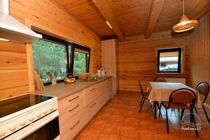 Landhaus am See in trakai Bezirk, Litauen - 10