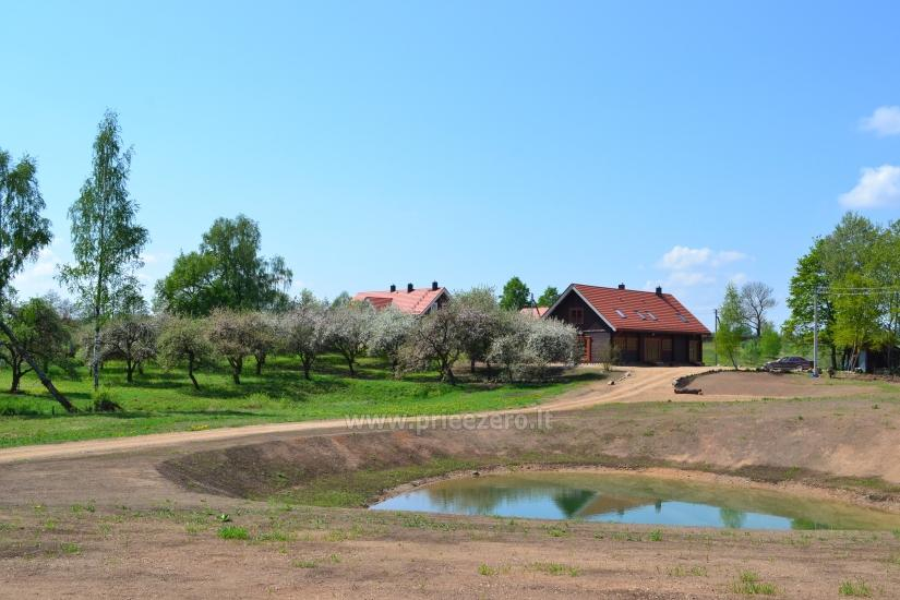 Homestead near the lake, 25km from Vilnius - 5