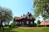 Dom w pobliżu jeziora, 25 km od Wilna