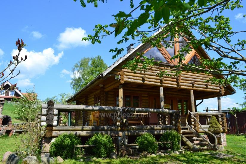 Homestead near the lake, 25km from Vilnius - 9