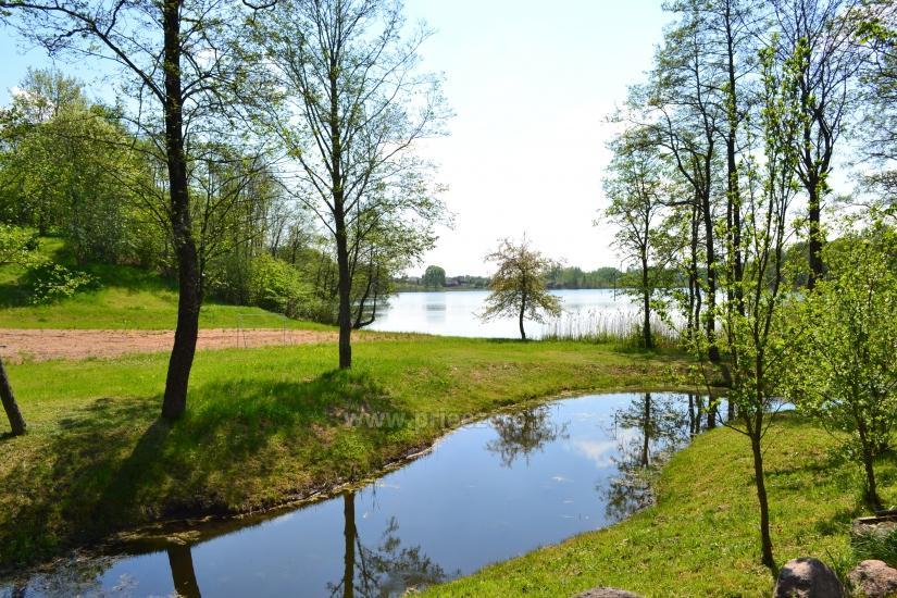 Homestead near the lake, 25km from Vilnius - 22