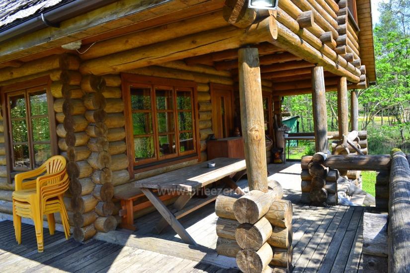 Homestead near the lake, 25km from Vilnius - 17