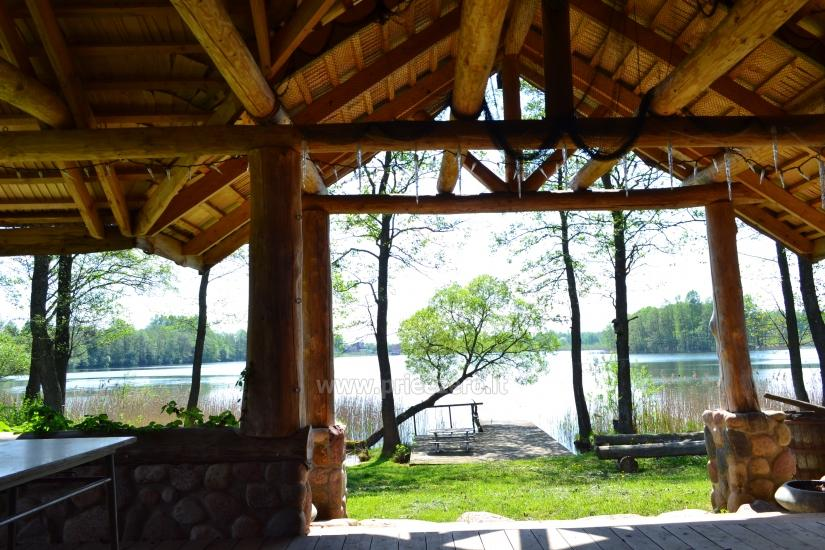 Homestead near the lake, 25km from Vilnius - 24